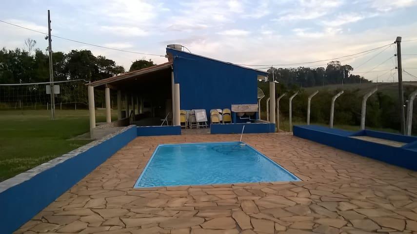 Sitio Chiquitão - Guaranésia - Cabin