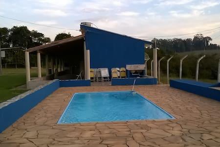 Sitio Chiquitão - Guaranésia - Cabana