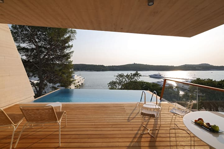D-Resort Šibenik Exclusive Sea View Villa