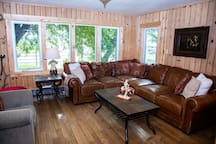 Ranch House - Living Room