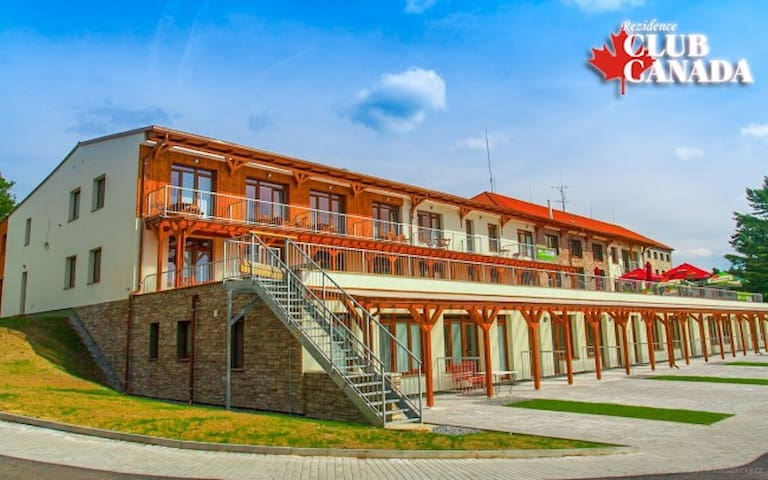 Rezidence Club Canada - Lipno nad Vltavou - Leilighet