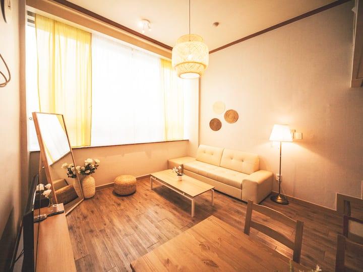S234 Nature Latte _ Double floor _ CheonHo _  2Bed