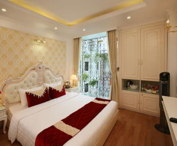 Hanoi Double Room In Style