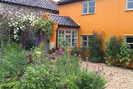 Brick Kiln Cottage Metfield Suffolk - Suffolk - Casa
