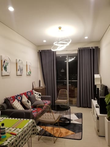 Brand new stylish apartment Diamond Island