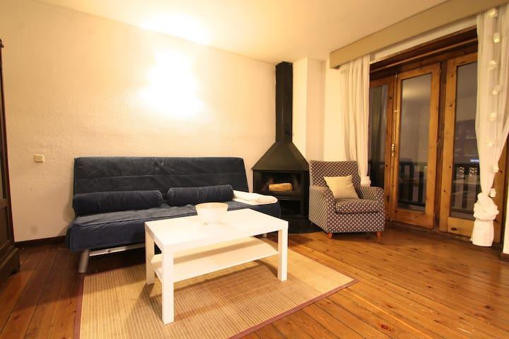 Tarter B3. Apartamento hasta 4 personas - El Tarter - Apartmen