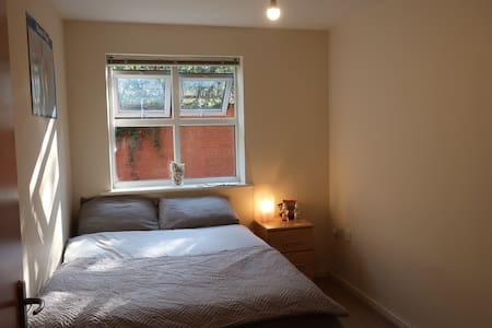 Cosy Central Double Room With Private Bathroom