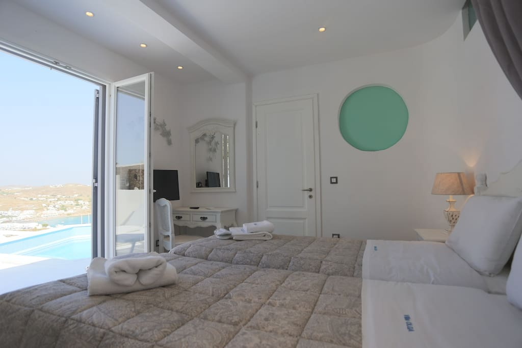 Panoramic Bedroom