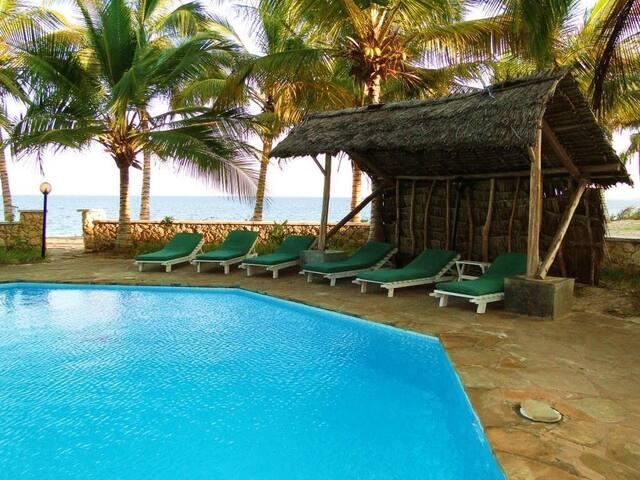 Swahili Style Beach House