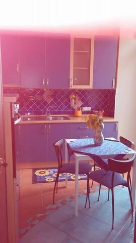 Bilocale panoramico e confortevole in centro - Salerno - Haus