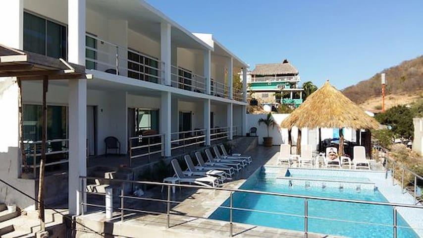 Hotel Boutique Acantilado.