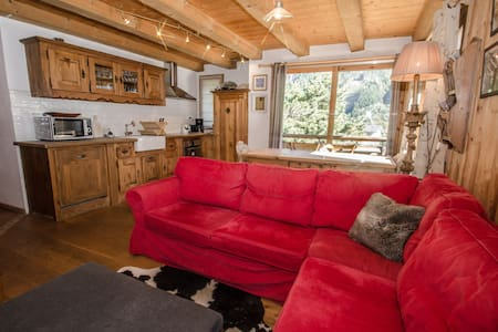 ODYSSEE - Cosy 3 room for 4/6 people near the slopes and the center - CHAMONIX
