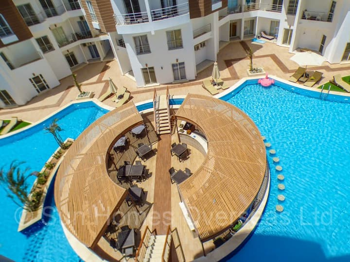1 Bed apartment in resort