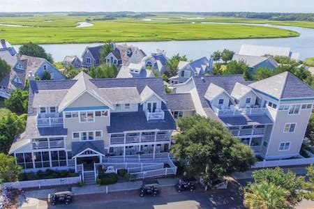 Bald Head Island - Marsh Harbour Inn - B&B - Bald Head Island