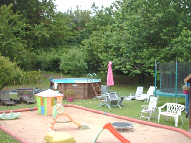 Large Childrens' Play Area