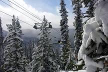 Powder Days at Keystone Ski Resort