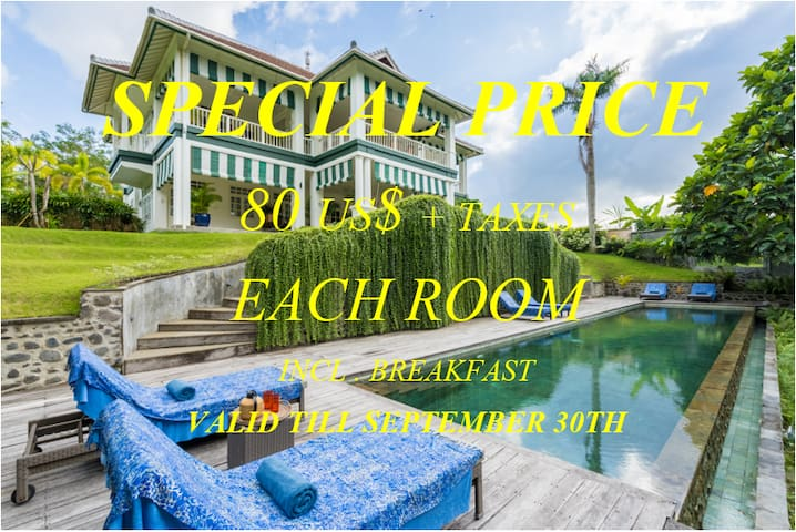 MAISON SIMBA PRIVATE BOUTIQUE LUXURY GUESTHOUSE