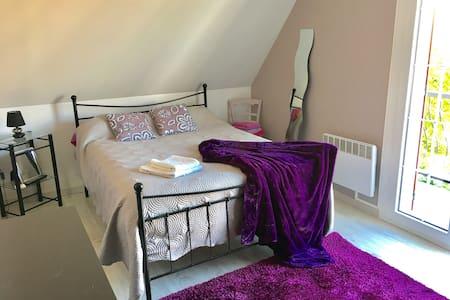 Bright Room near Disneyland Paris and CDG Airpor - Lagny-sur-Marne - House