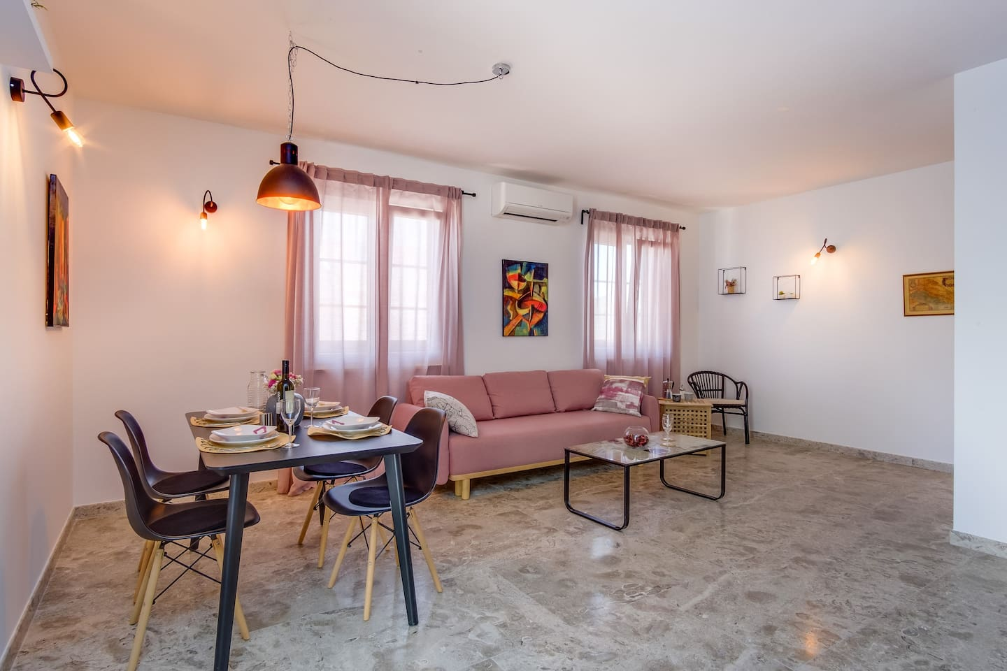 """""""Medea"""" new apartment with terrace sea view!"""