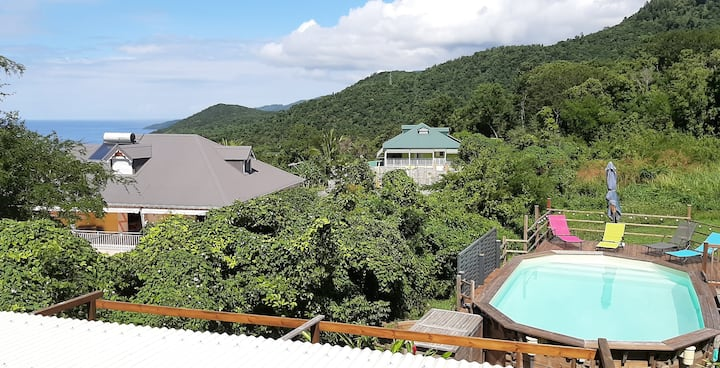 Chambre d'Hôtes  Villa Marina