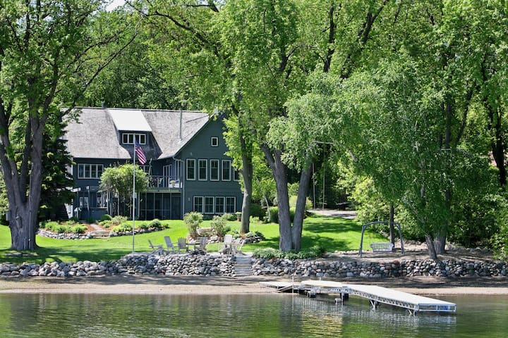Beautiful Private Lake Home with Extras!