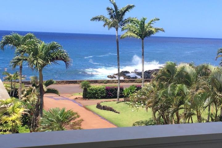 Hale Pohaku Kai: Ocean View Home Along The Sunset Wall Wake Up To Blue Skies And Sea Breeze