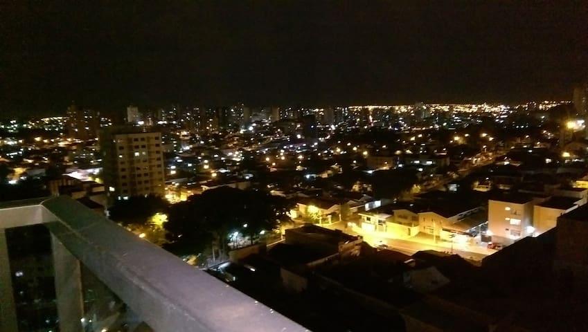 01 Dormitório Funcional e Agradável - Ribeirão Preto - Lejlighed