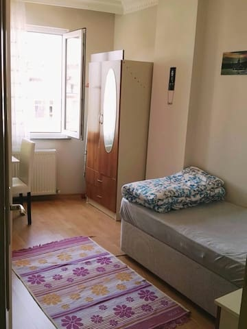 Private room for rental 4. Levent, Istanbul