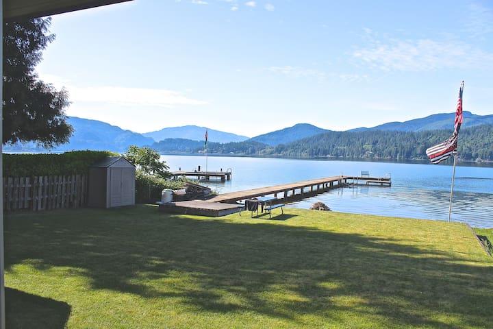 Lake Whatcom Getaway