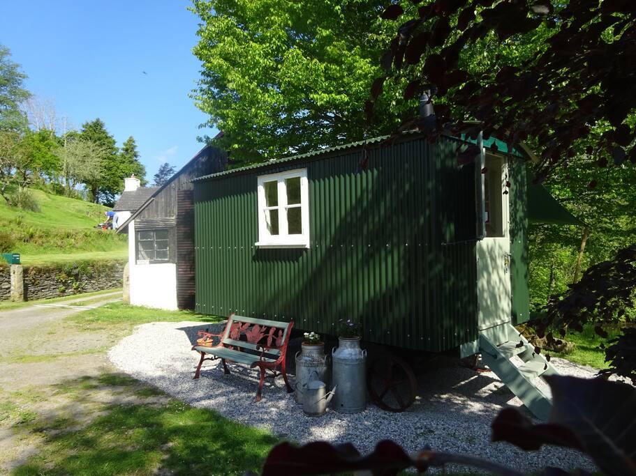 Jacobs hut