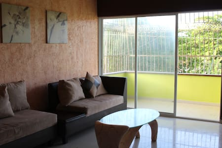 CLOSE2THE BEACH! Beahfront Stylish 1 Bed Apartment - Puerto Plata - Daire