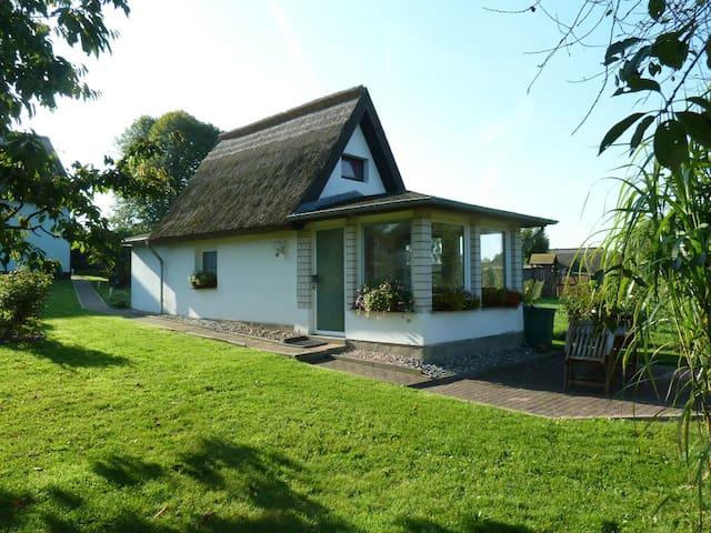 Reethaus Vilmnitz Ferienhaus - Putbus - House