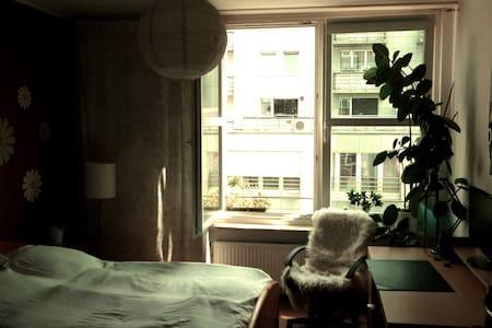 Wunderschöne Wohnung im Herzen Rostocks - Apartamento