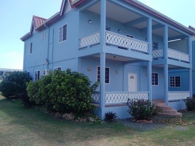 Oceanview Villa - Buccoo - House