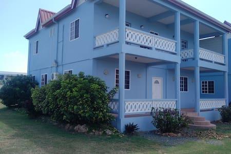 Oceanview Villa - Buccoo - 独立屋