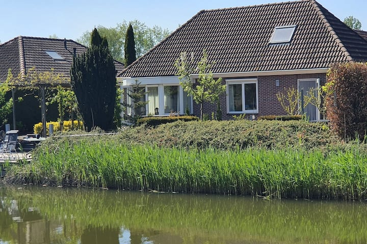 Boutique Holiday Home in Zeewolde with Swimming Pool