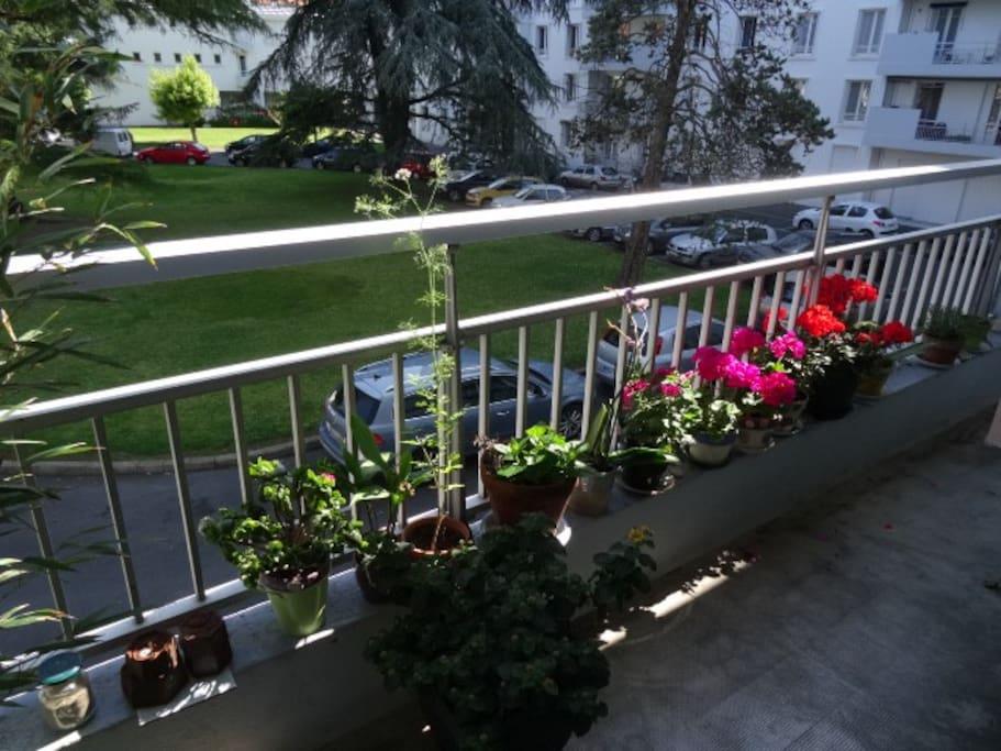 Balcon de 9 m2