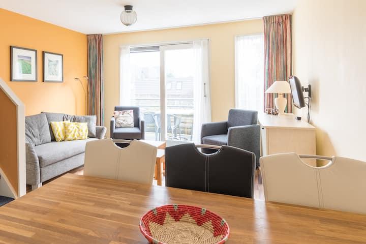 Luxe appartement De Vrijbuiter, Ameland!