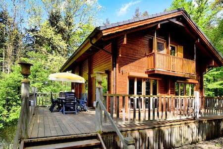 Beautiful Chalet with Sauna near Forest in Durbuy
