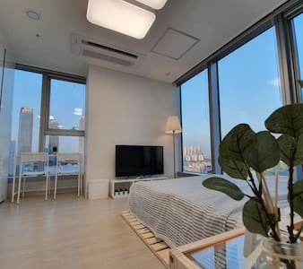 [Songdo Central House] Great City View in songdo