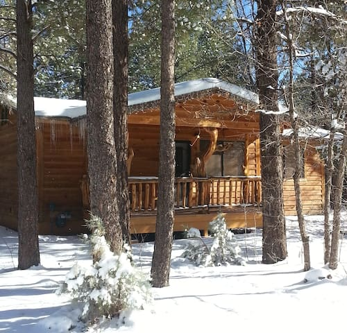 STARBRIGHT PINES near Rainbow Lake**Pets Welcome**