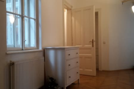 small cozy room in the central 7th district - Vienna