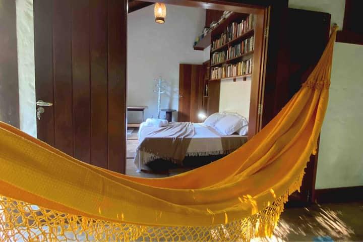 Quarto do descanso em Alter do Chão: Casa Uru