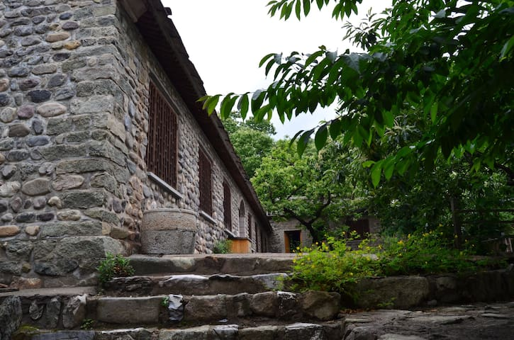 Secluded mountain lodge near the Great Wall - Beijing - Villa