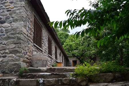Secluded mountain lodge near the Great Wall - Villa