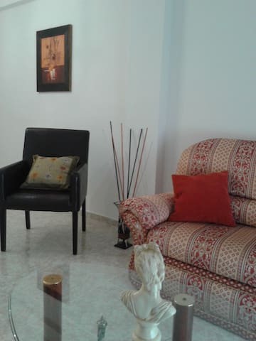 Luminoso apartamento en cordoba apartamentos en alquiler for Sofa ideal cordoba