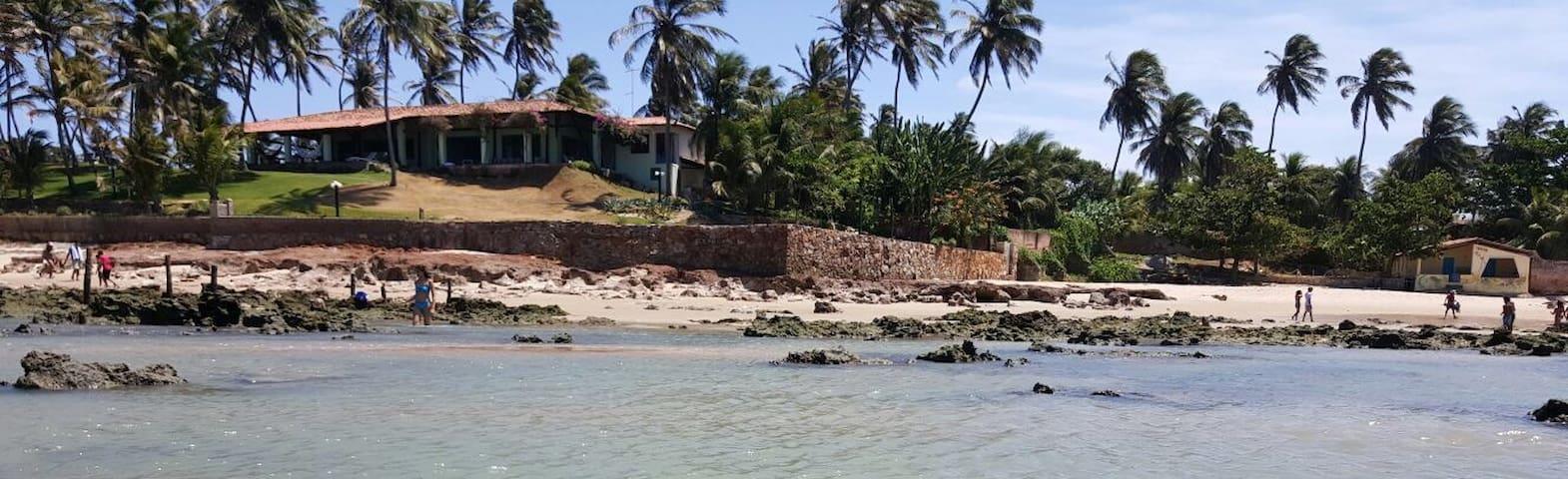 Paraíso a beira-mar. - Taiba - House