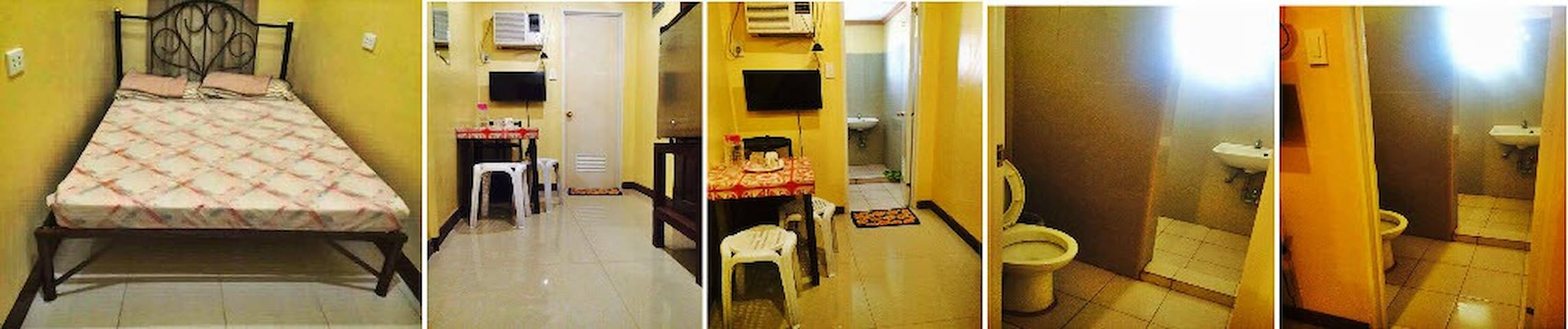 Matilde's House - 2 pax room near Mactan Airport - Lapu-Lapu City - Ev