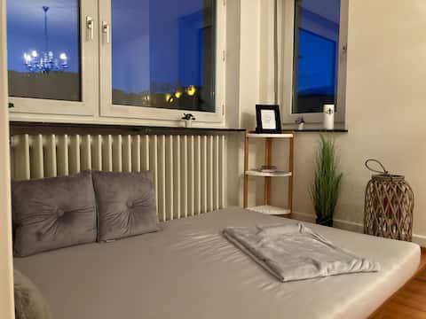 Acogedor apartamento en la moderna bodega Saarburg