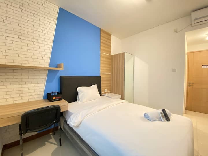 Smart Studio Room Semi Apartment The Lodge Paskal